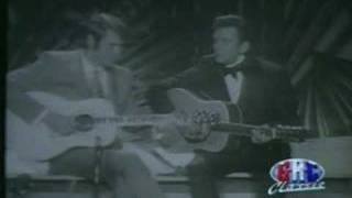 Johnny Cash & Glen Campbell - Tennessee Flat Top Box
