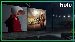Hulu VR Microsoft