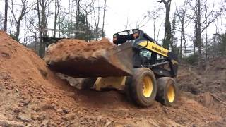 How To Bury Shipping Container To Build Underground Storm Shelter And Bat Cave Storage Part 1