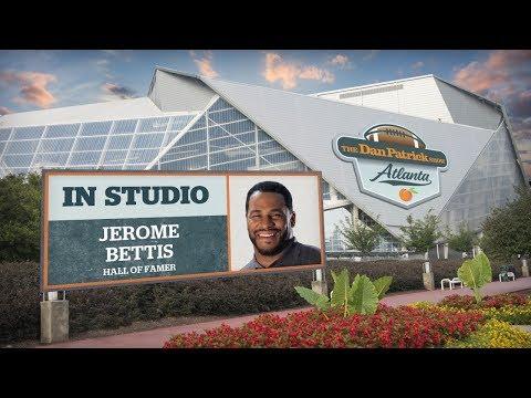Hall of Famer Jerome Bettis Talks Steelers' Drama & More w/Dan Patrick | Full Interviews | 1/29/19