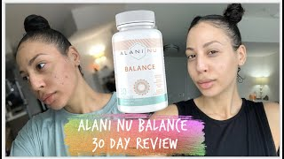 Alani Nu Balance 30 Day Review | It Cleared My Acne