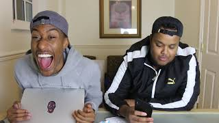 EXTREME HOT WINGS CHALLENGE WITH A TWIST FT. CHUNKZ