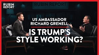 Ambassador: Exposing UN Waste & Trump's Pro Gay Policies | Richard Grenell | POLITICS | Rubin Report