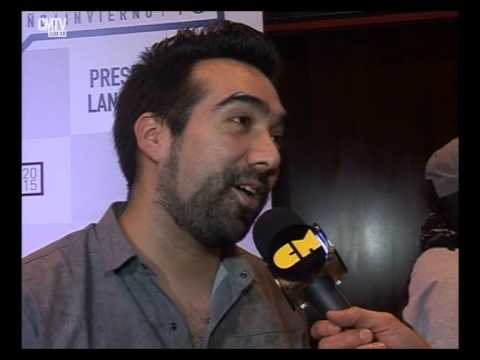 Eruca Sativa video Entrevista Sony Up Front - Mayo 2015