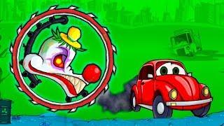 Машина ест машину - Новый игровой мультик про машинки для детей!