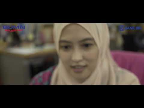 Video Testimoni Bank BRI kantor Cabang A H Nasution Bandung