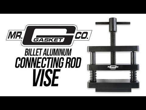 Mr. Gasket Connecting Rod Vise