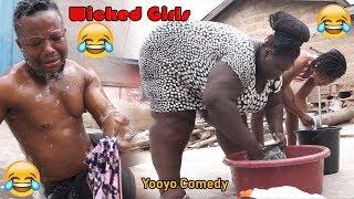 WICKED GIRLS(TRAP)😂😂😂 - YOOYO COMEDY - EPISODE 48(Latest Ghanaian Comedy)