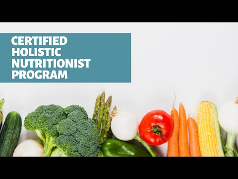 Certified Holistic Nutritionist (CHN) Program by AUIM - YouTube