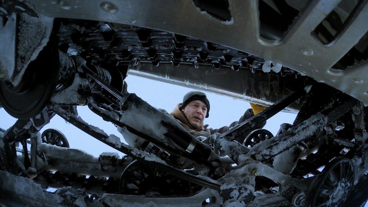 Snowmobile Inspection | Life Below Zero thumbnail