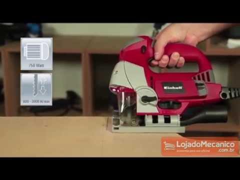 Serra Tico-Tico - 750 W   - Video