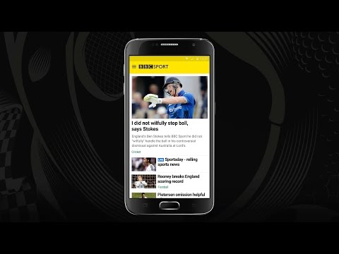 Video of BBC Sport