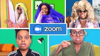 Homeschooling Be Like (ZOOM FAIL) - Onyx Family