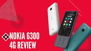 Nokia 6300 4G Review || AT&T, T-mobile, Verizon Approved