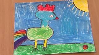 Продолжается прием работ на конкурс детских рисунков от DAUTKOM