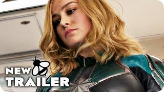 CAPTAIN MARVEL Trust Spot & Trailer (2019) Marvel Movie