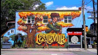 "Exploring Toronto's ""East End"" - Leslieville - J&C Toronto Neighbourhood Series"