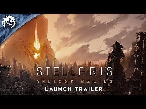 Stellaris: Ancient Relics Story Pack - Launch Trailer - Available now! thumbnail