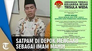 Satpam di Depok Mengaku Sebagai Imam Mahdi, Ketua RT Ungkap Fakta Terkait Pengikutnya