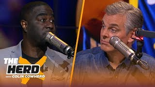 KD to the Knicks would be about 'comfortability', talks Lakers plans — Chris Haynes   NBA   THE HERD