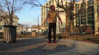 Taio Cruz - Forever Love   Meka Oku Freestyle