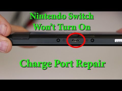 , title : 'Nintendo Switch Not Charging - Wont Turn On - Switch Dead'