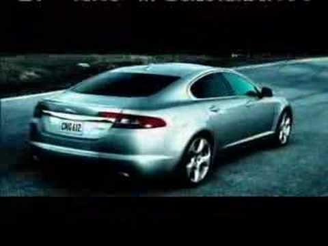 Jaguar Commercial (2008) (Television Commercial)