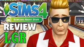 LGR - The Sims 4 Bowling Stuff Review