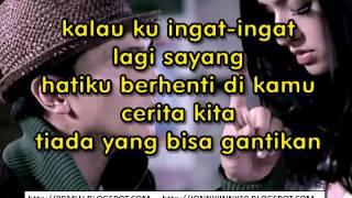 Gambar cover Anji - Hatiku Berhenti Di Kamu (karaoke) | LIRIKMUSIK10