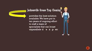 Jacksonville Grease Trap Cleaning   904-295-1661