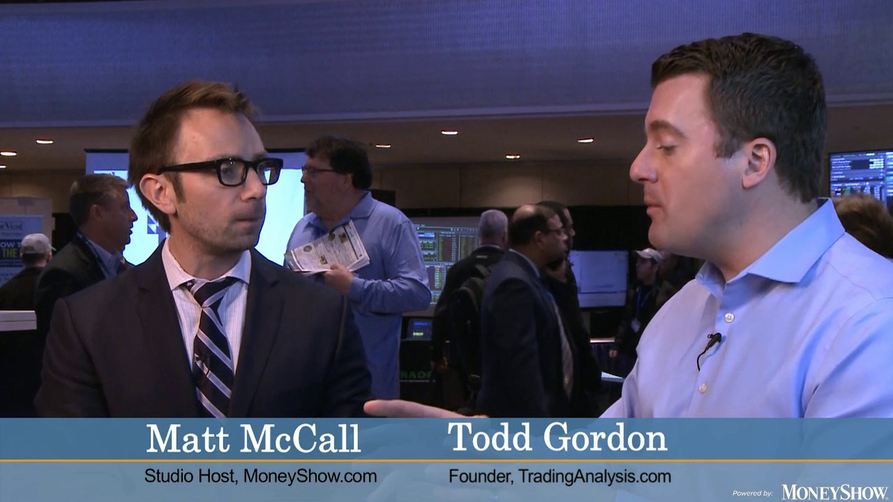 Todd Gordon of TradingAnalysis.com on the bond market