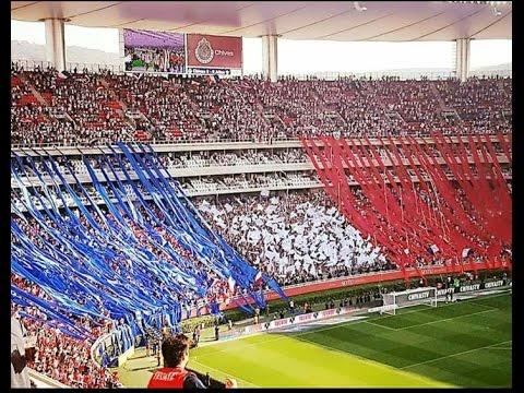 """""""Chivas vs atlas Recibimiento 4tos de final CL 2017"""" Barra: La Irreverente • Club: Chivas Guadalajara"""