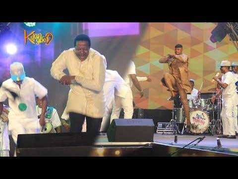 70 Years Old Legend KSA Outshine Odunlade Adekola while dancing