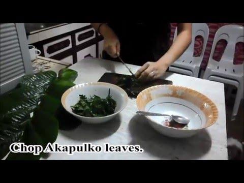Kung paano sa paggamot sa isang talamak na halamang-singaw