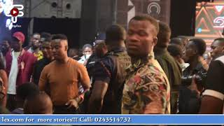 VGMA 2019: Watch The Reactions of Obour, Shatta Wale, Stonebwoy, Abeiku Santana During The Fracas