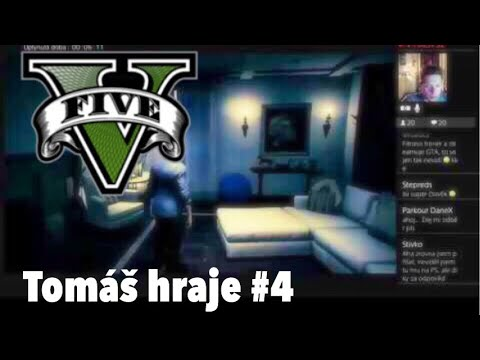 GTA5 živě - Relax stream s fanoušky