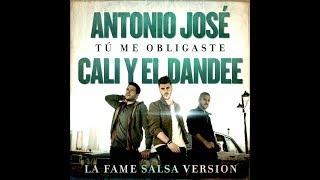 Antonio Jose Feat. Cali Y El Dandee - Tu Me Obligaste (New Salsa Nueva Hit 2017 Official Audio)