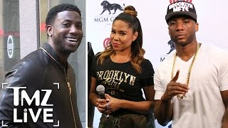 GUCCI MANE'S Savage Attack On THE BREAKFAST CLUB | TMZ Live