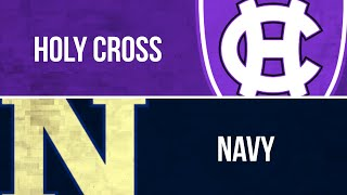 PLN Classic: Baseball, Holy Cross at Navy (May 21, 2016)