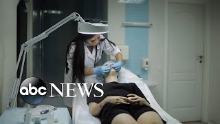 Pandemic creates plastic surgery boom