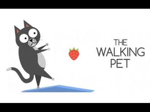 the walking pet обзор игры андроид game rewiew android