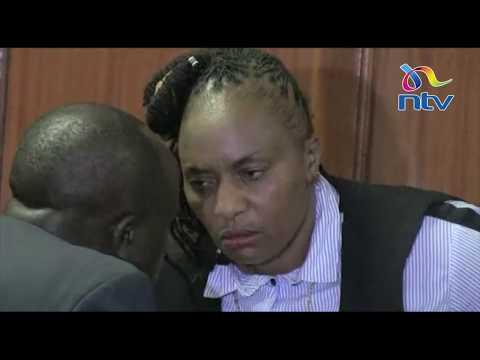 Private investigator Jane Mugo released on Sh200,000 cash bail