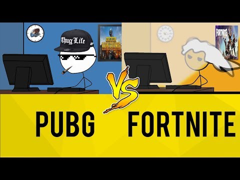 PUBG Gamers vs Fortnite Gamers - ฟรีวิดีโอออนไลน์ - ดูทีวี ...