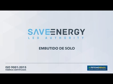 Saveenergy | Embutido de Solo LED