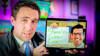 Reacting to Stephen Gardner's Stimulus Letter to Congress & President