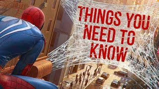 Spider-Man PS4: 10 Things You NEED To Know