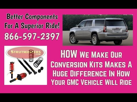 1993-2002 Cadillac Eldorado 4.9L 4 Wheel Front Air Suspension Conversion Kit Build