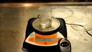 Reaction Rates: Magnesium + Hydrochloric Acid