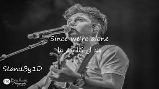 NIALL HORAN - SINCE WE'RE ALONE