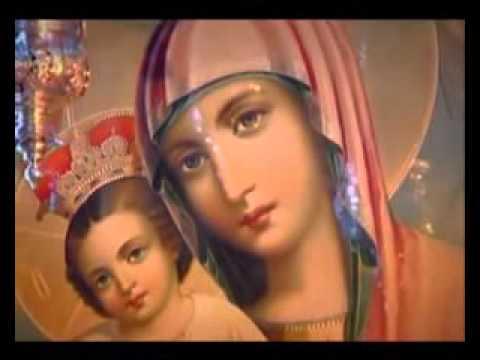 """""""Достойно есть"""" икона Божией Матери"""